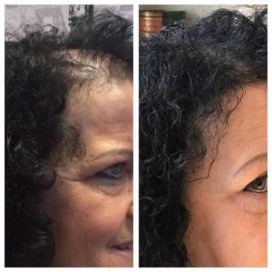 Haare Frau
