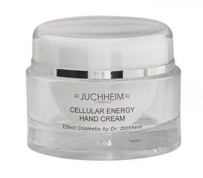 Altersflecken und Pigmentflecken entfernen mit Cellular Energy Handcream von Dr. Juchheim